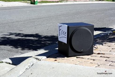 free subwoofer